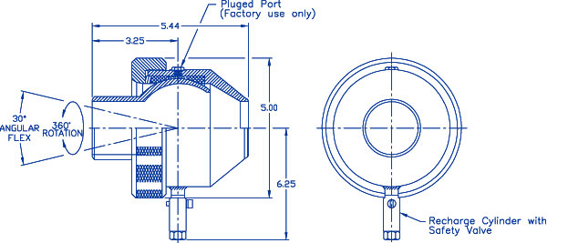 Ball Joints Piping : Hyspan barco type ow ball joints high